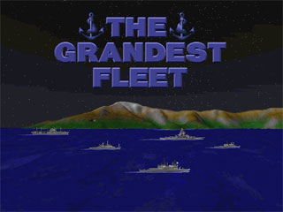 The opening scene for the original GF game.